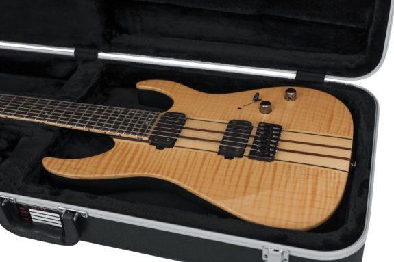 Electric Guitar Case; Extra Long-GC-ELEC-XL - Gator Cases on