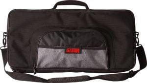 "Black 15/"" x 10/"" Gator G-MULTIFX-1510 Lightweight Multi-FX Bag"