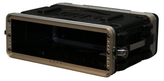 3u audio rack shallow gr 3s gator cases