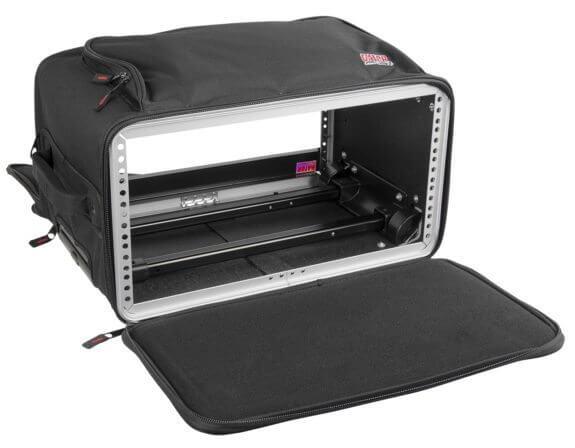 Gator GR-Rackbag-4UW Rolling Rack Bag 4 space UPC 716408528861