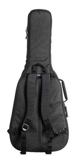 Gt-acoustic-blk Backstraps