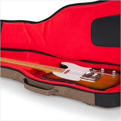 Transit Series Electric Guitar Bag-GT-ELECTRIC-TAN - Gator Cases