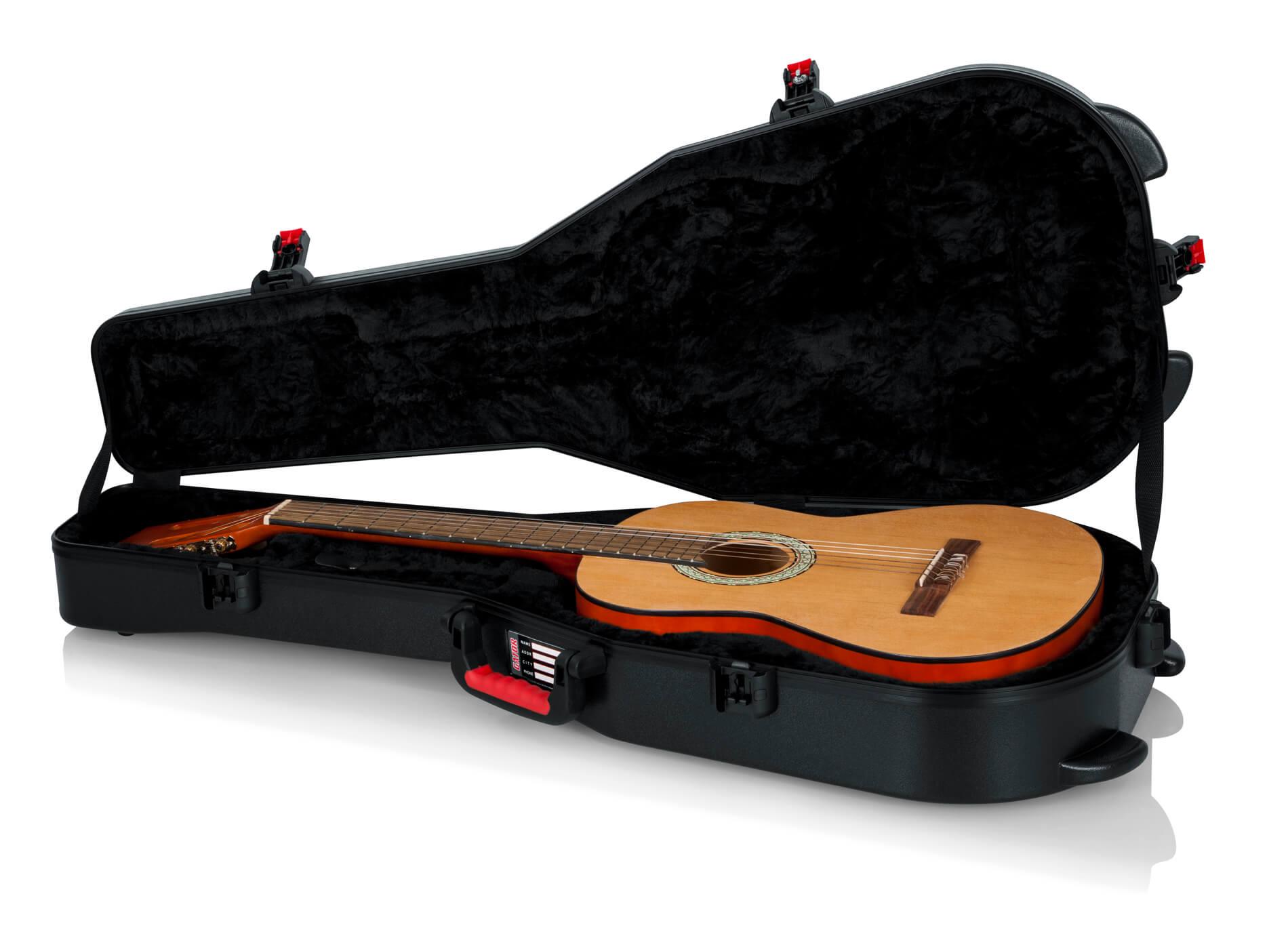 series tsa guitar gator cases. Black Bedroom Furniture Sets. Home Design Ideas