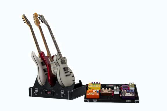 pedal board guitar stand case gw gigboxjr gator cases. Black Bedroom Furniture Sets. Home Design Ideas