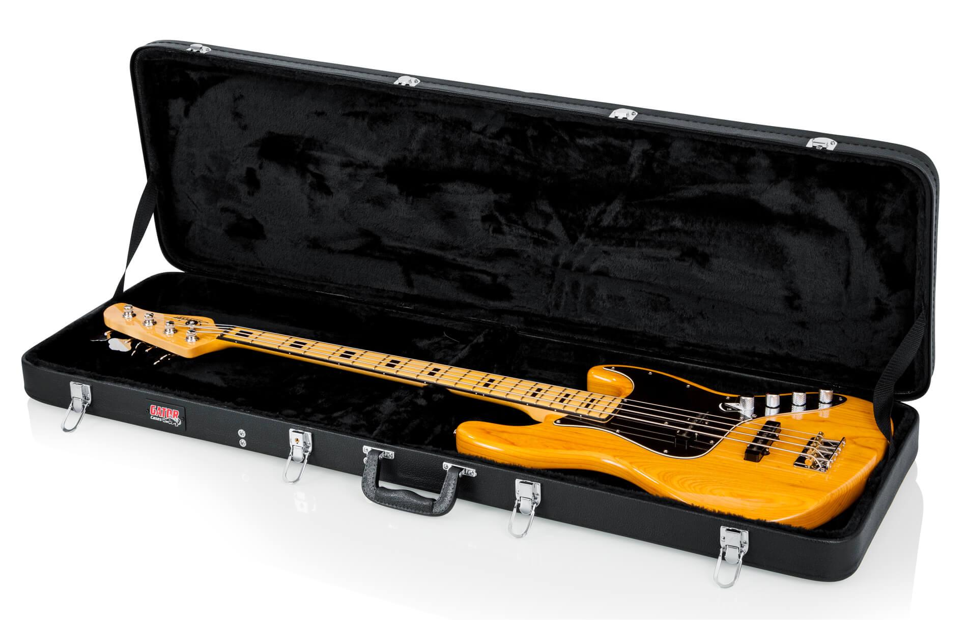 bass guitar case gwe bass gator cases. Black Bedroom Furniture Sets. Home Design Ideas