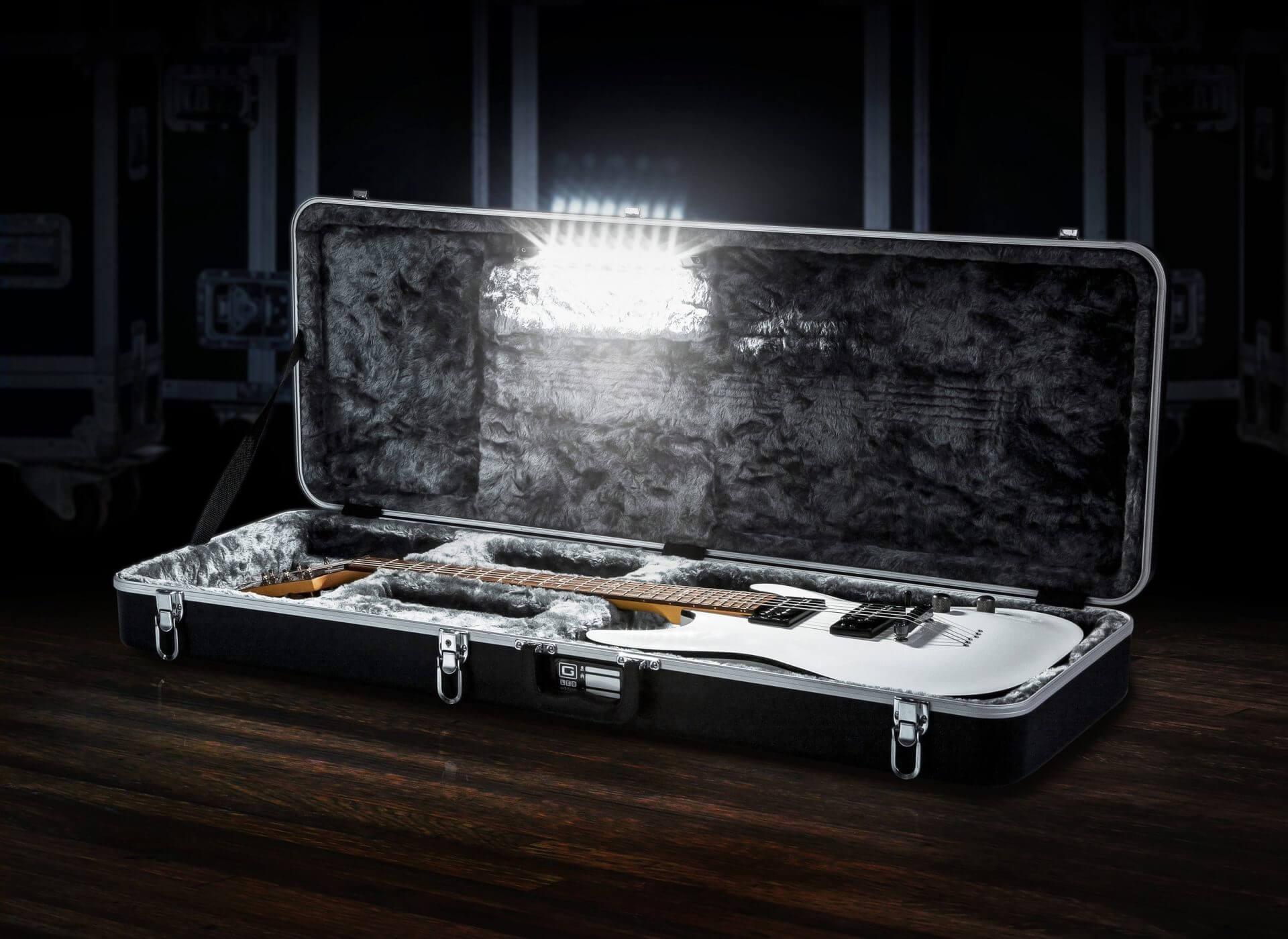 LED-Edition-Gitarrenkoffer