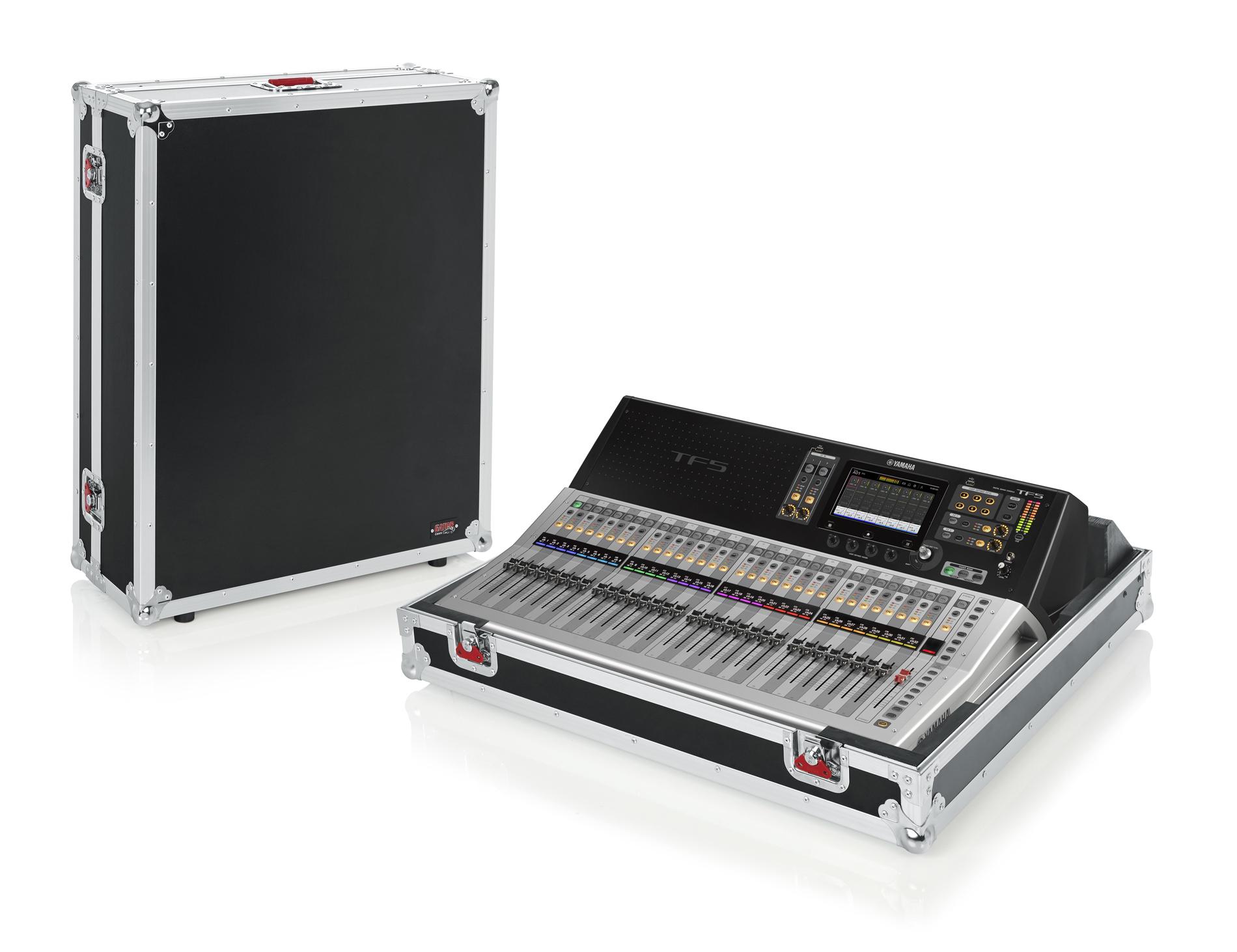Musikinstrumente Fly Case Für Mischpult Cases, Racks & Taschen