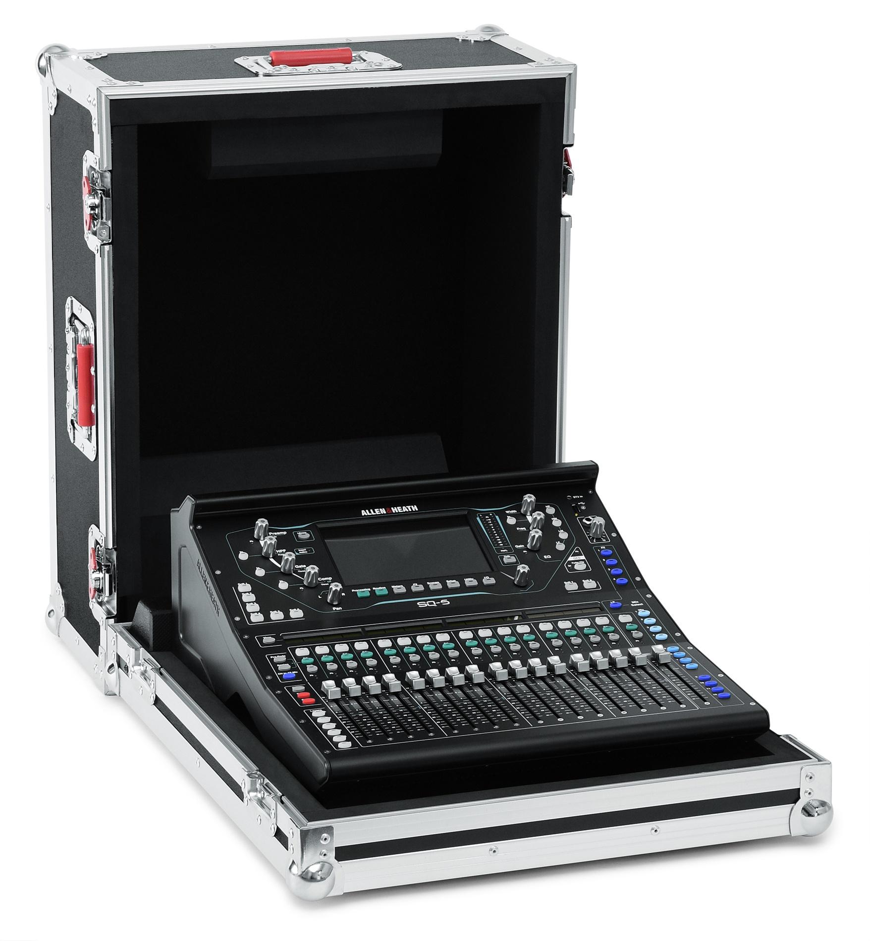 Pro-audio Equipment Cases, Racks & Taschen Fly Case Für Mischpult