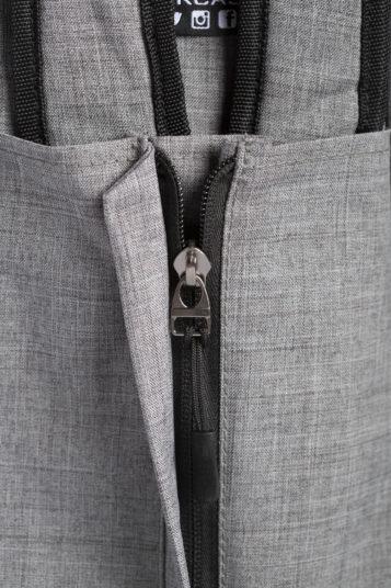 Gt-uke-ten-gry Backzipper