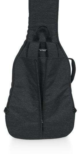 Gt-jumbo-blk Back Zipper