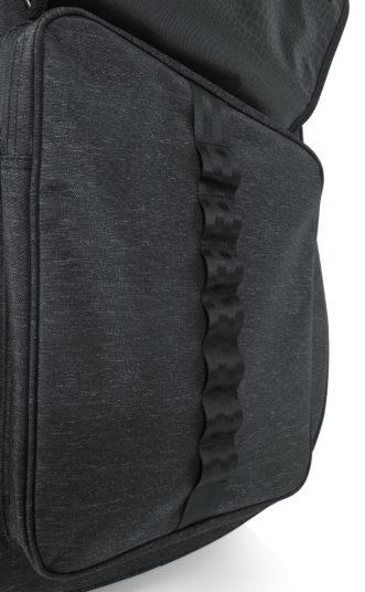 Gt-jumbo-blk Zipper Pocket Detail